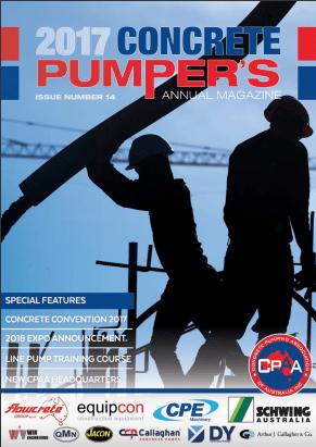 2017 Concrete Pumpers Magazine